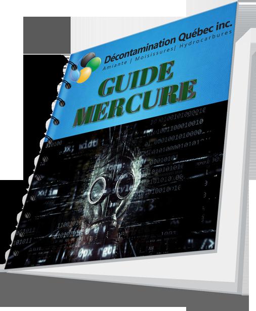 Guide gratuit d'informations de Santé Canada sur le mercure